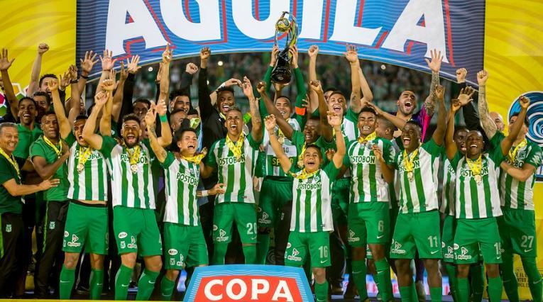 Atlético Nacional - Campeón Copa Águila 2020