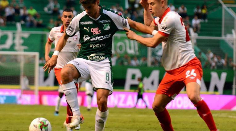 Deportivo Cali vs Santa Fe, Liga Águila