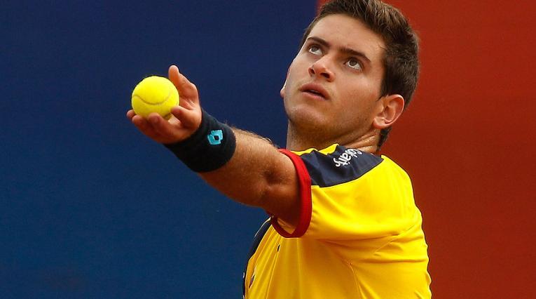 Nicolás Mejía, tenista colombiano.