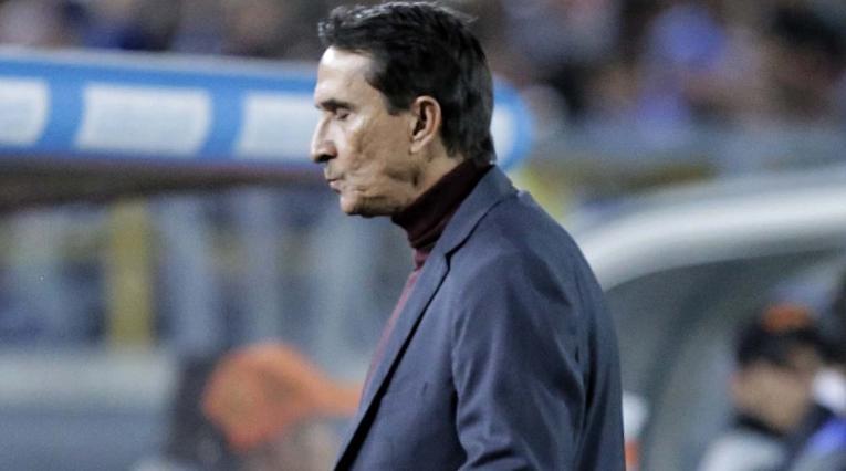 Alexandre Guimaraes, técnico de Atlético Nacional
