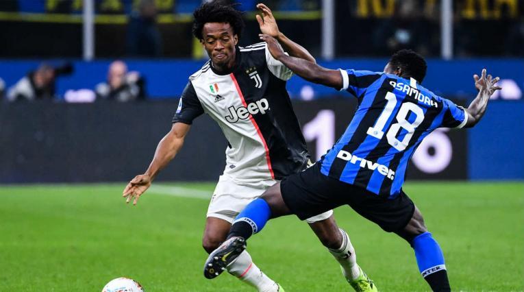 Juventus - Juan Cuadrado