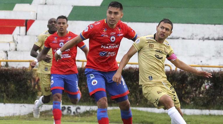 Deportivo Pasto Vs Rionegro Águilas