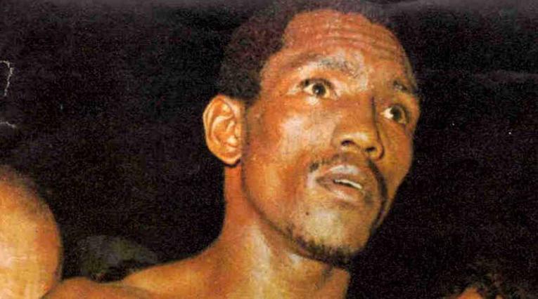 Pambelé, exboxeador colombiano