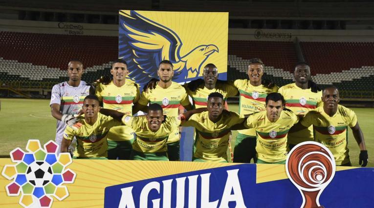 Real Cartagena, equipo de la segunda división de Colombia