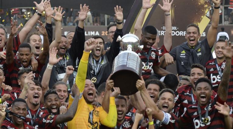 Copa LIbertadores, Flamengo
