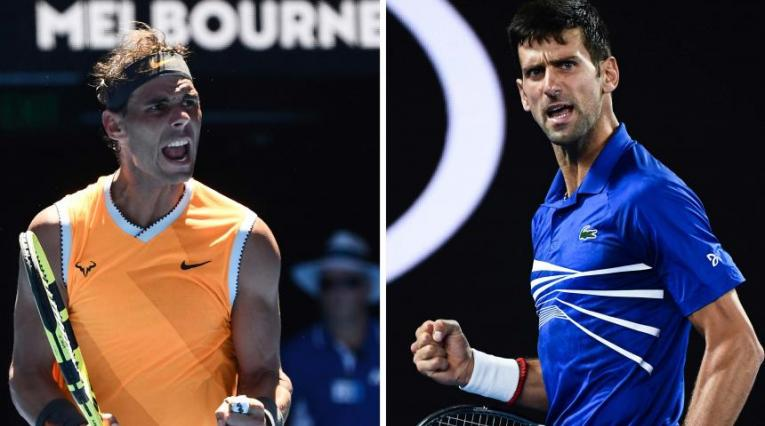 Nadal y Djokovic