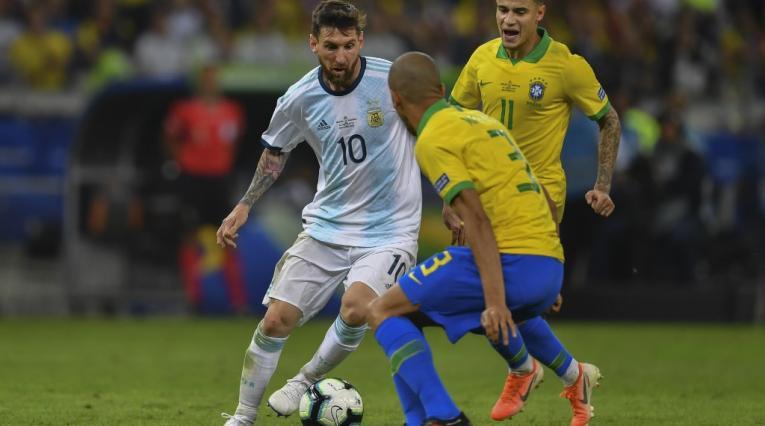 Argentina vs Brasil, fecha FIFA