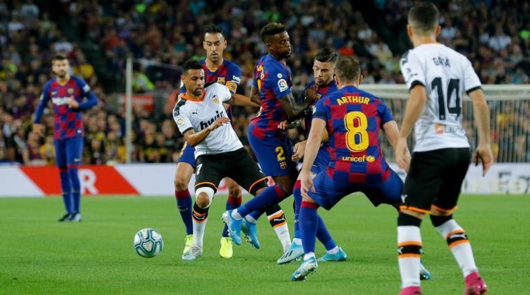 Barcelona vs Valencia, Supercopa de España