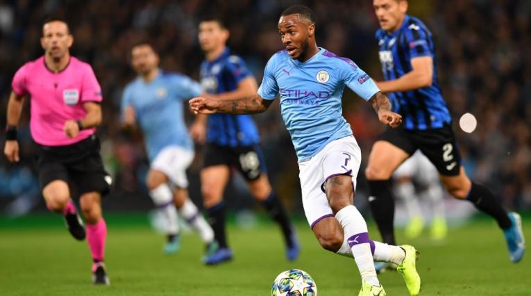 Manchester City vs Atalanta