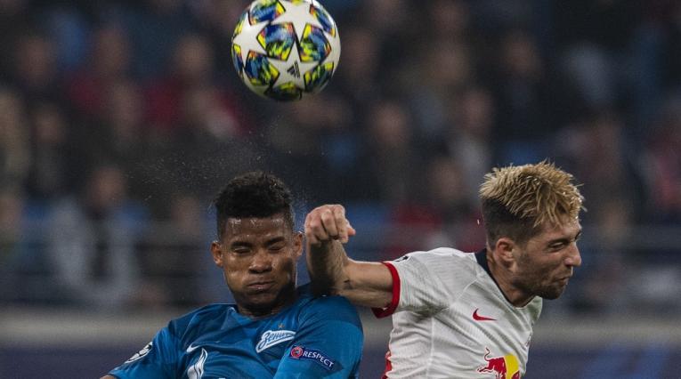 Zenit vs Leipzig, Champions League