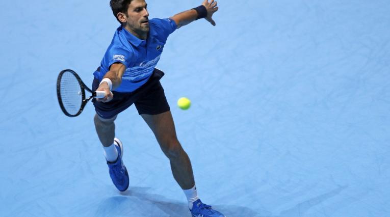 Noval Djokovic, Torneo de Maestros