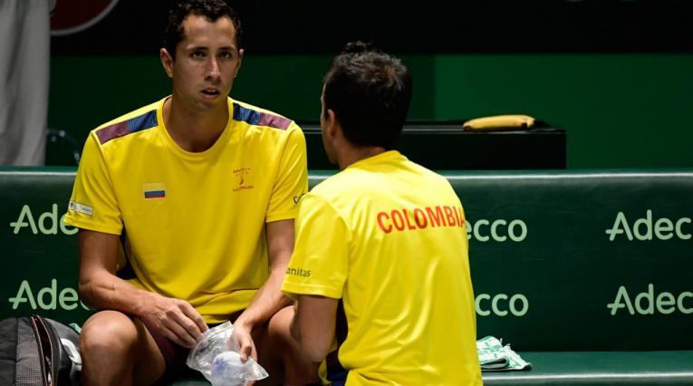 Daniel Galán - Copa Davis 2019