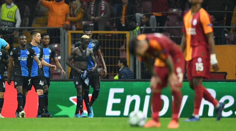 Galatasaray Brujas