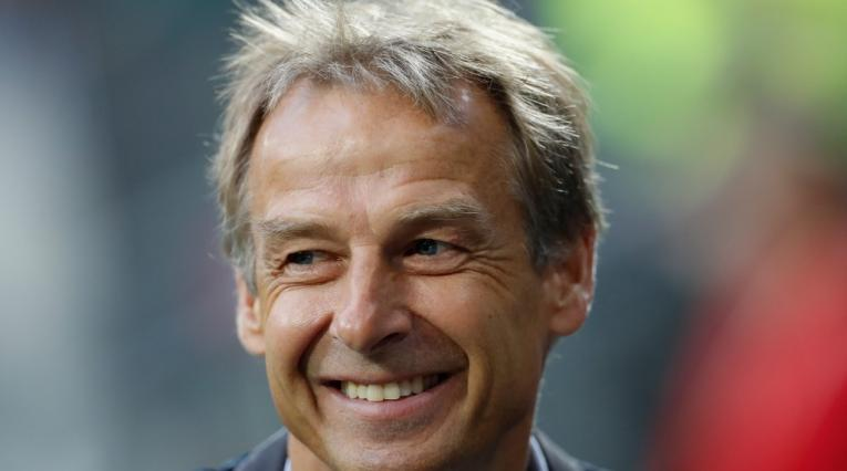 Jurgen Klinsmann, entrenador alemán