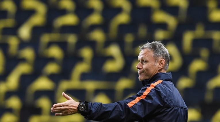 Marco Van Basten, exfutbollista holandés