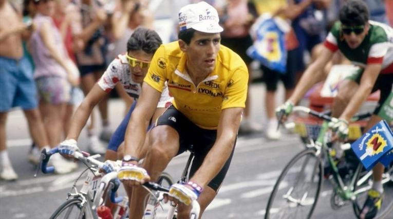 Miguel Indurain, exciclista español