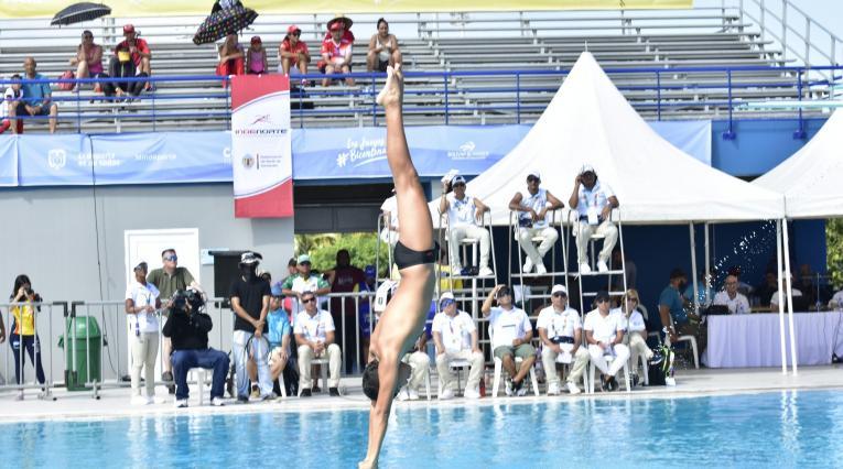 Juegos Nacionales Bolívar 2019