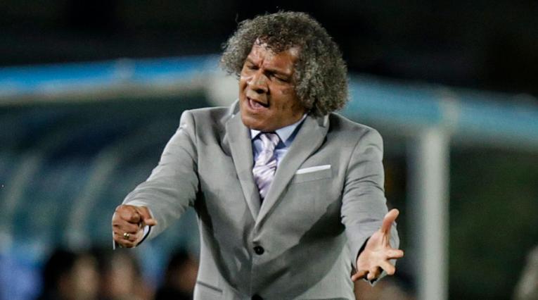 Alberto Gamero, Millonarios, Liga Águila