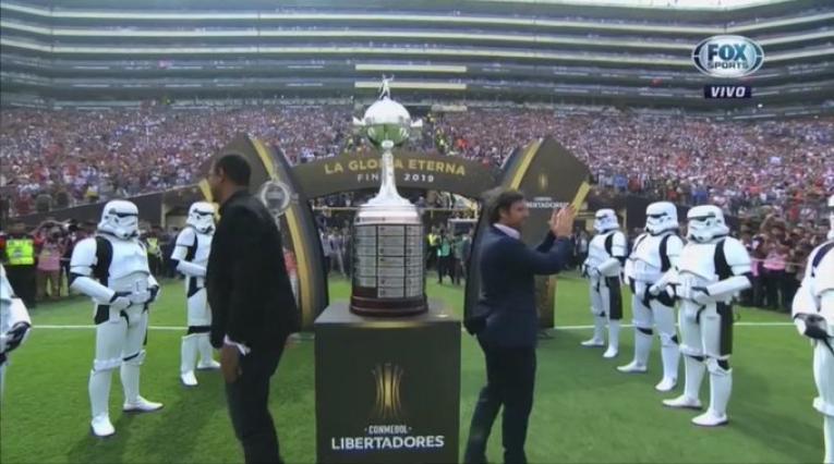 Star wars, Copa Libertadores