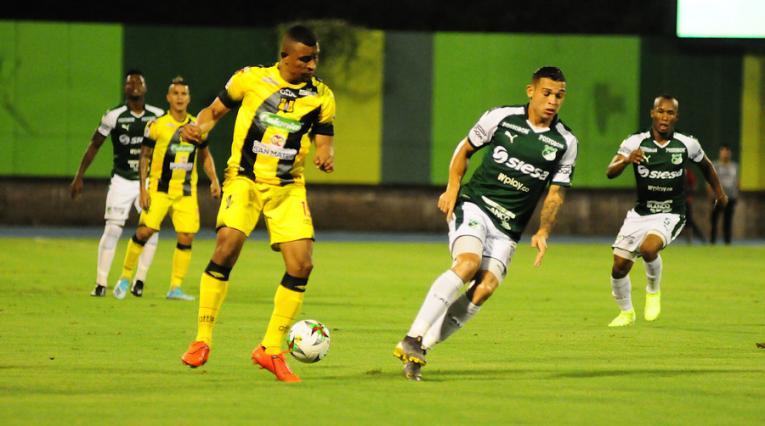 Alianza Petrolera vs Deportivo Cali, Liga Águila