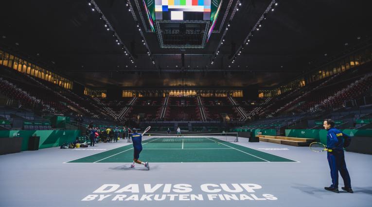 Copa Davis- Colombia