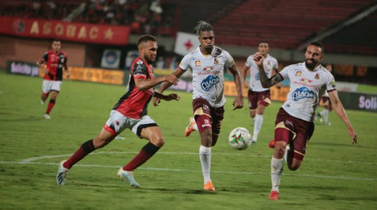 Cúcuta Vs. Tolima - Liga Águila