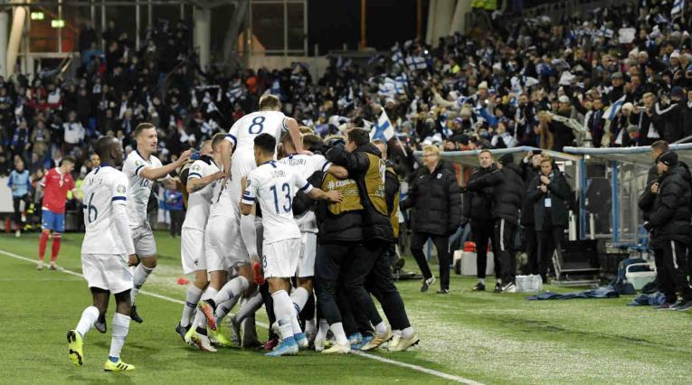 Finlandia - Eurocopa 2020