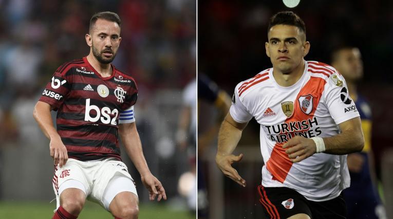 Flamengo vs River, Copa Libertadores