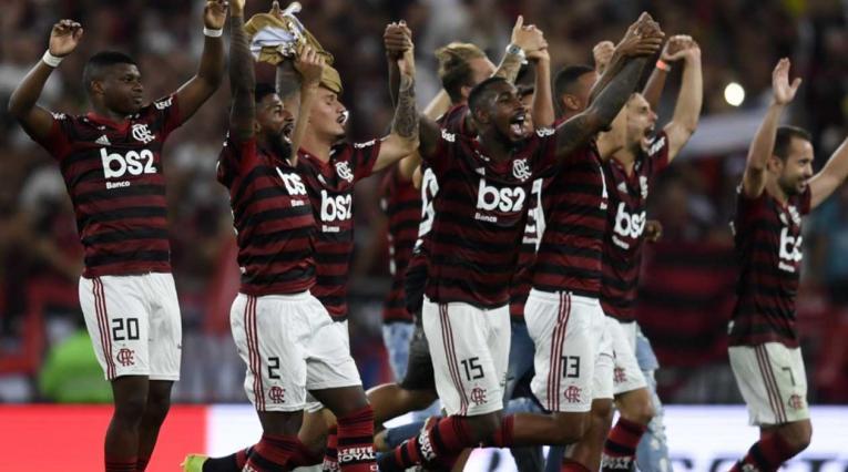 Flamengo, equipo finalista de Libertadores