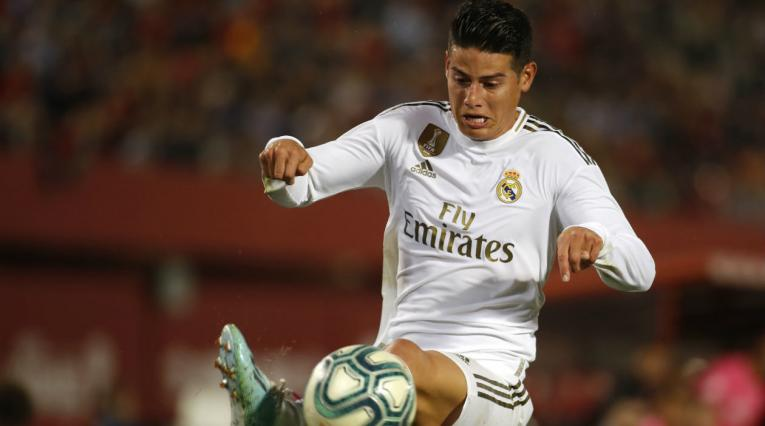 James Rodríguez - 2019