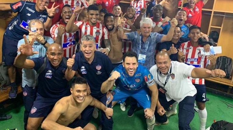 Junior de Barranquilla, finalista de la Liga Águila II de 2019