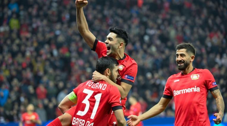 Leverkusen vs Atlético