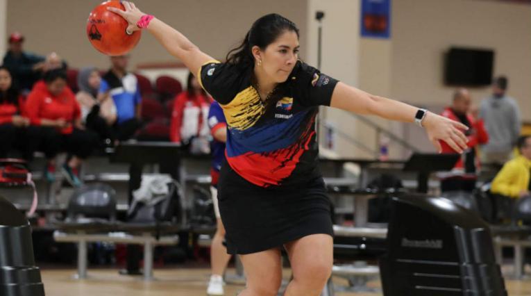 María José Rodríguez, campeona de los World Bowling Tour Finals 2019