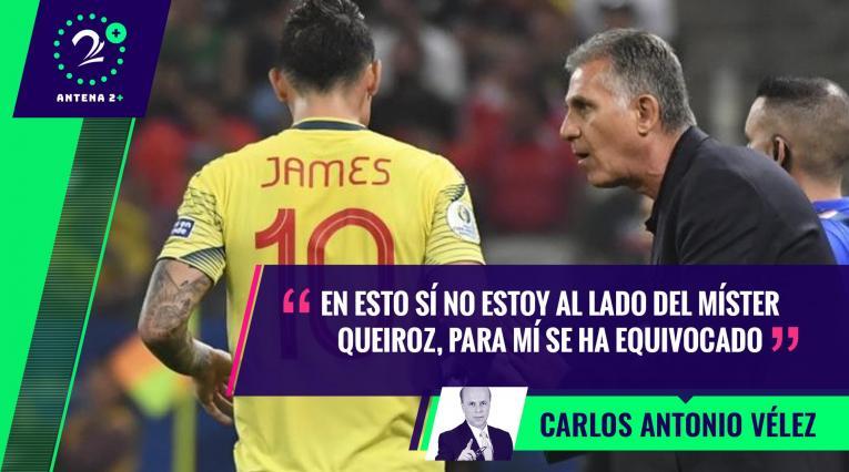 Carlos Antonio Vélez -Palabras Mayores 15 de noviembre