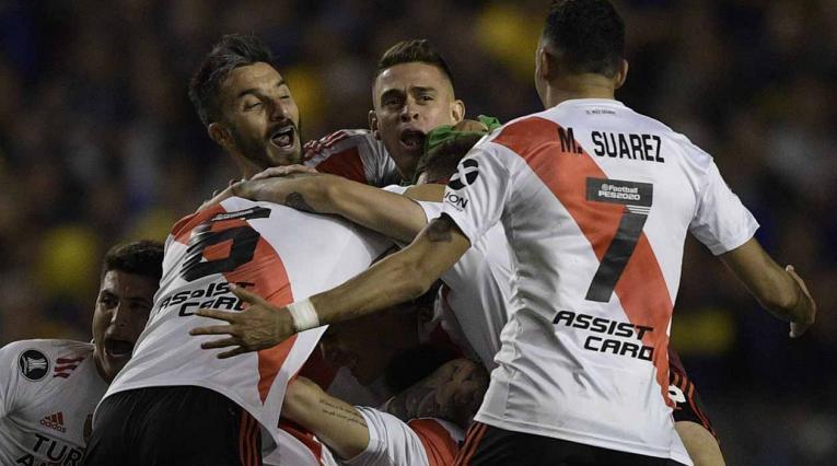 River Plate eliminó a Boca Juniors en la semifinal de la Libertadores