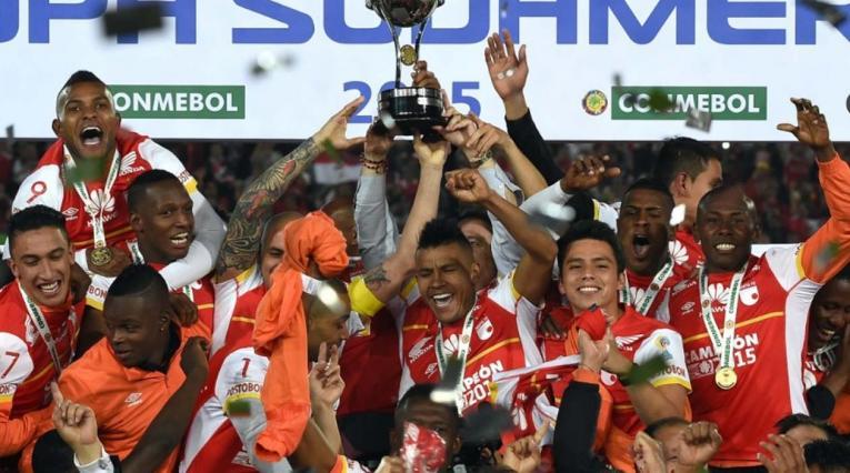 Santa Fe, campeón de la Copa Sudamericana 2015