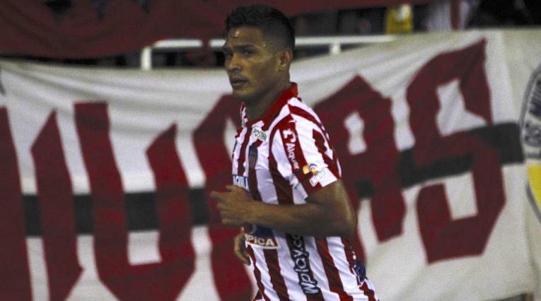 Teofilo Gutiérrez, delantero de Junior
