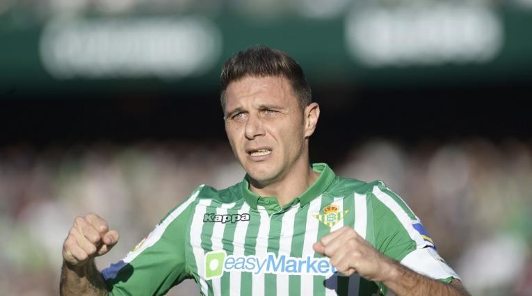 Joaquín, Betis, Liga española