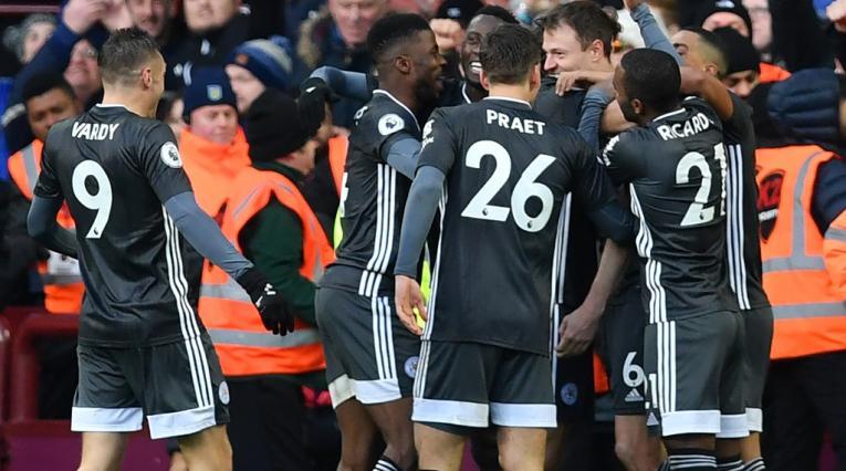 Leicester, Premier League