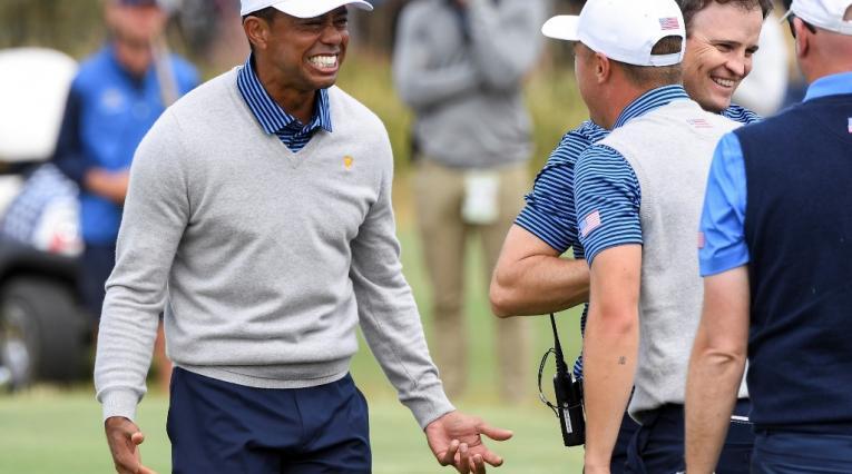 Tiger Woods - Estados Unidos
