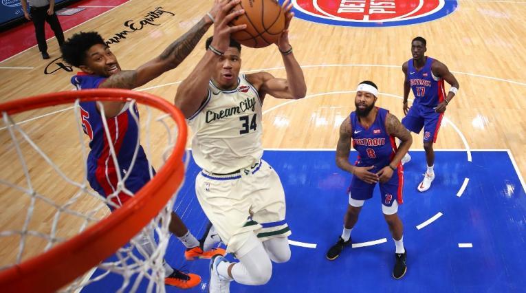 Los Bucks de Milwaukee, NBA