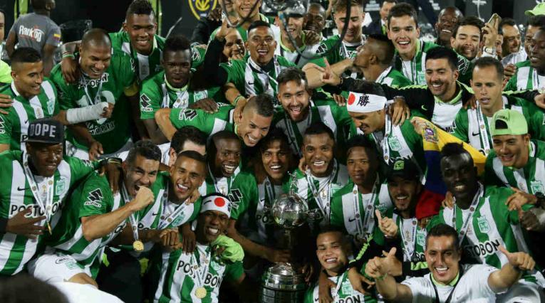 Nacional - Campeón Libertadores