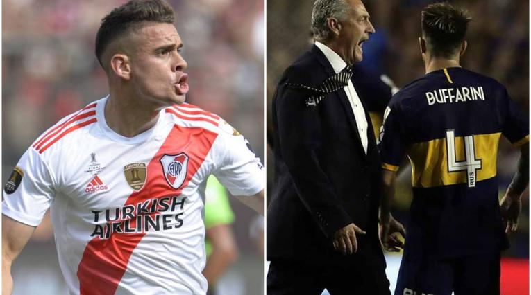 River Plate y Boca Juniors