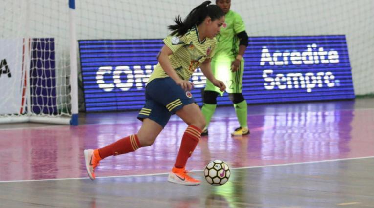 Selección Colombia de fútsal
