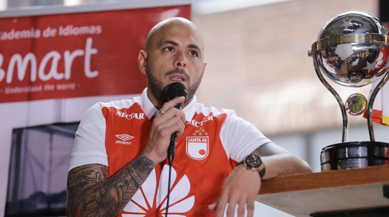 Ómar Pérez, Independiente Santa Fe