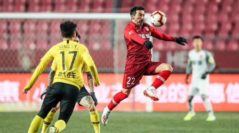 Ezequiel 'Pocho' Lavezzi anunció su retiro del fútbol