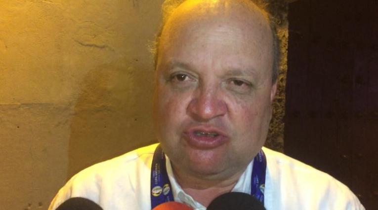 Presidente de la Dimayor Jorge Vélez