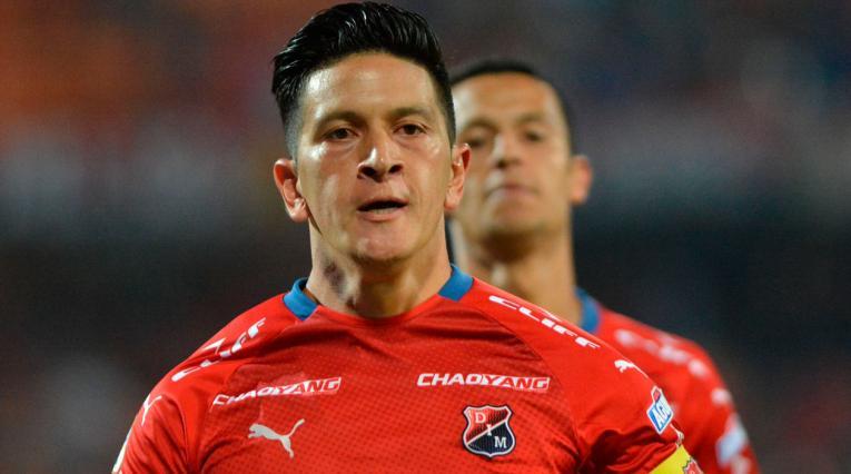 Germán Cano, Independiente Medellín