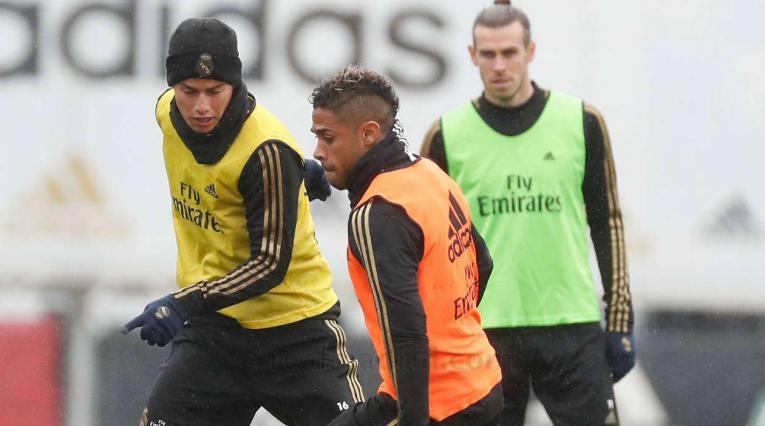 James - Real Madrid 2019/2020