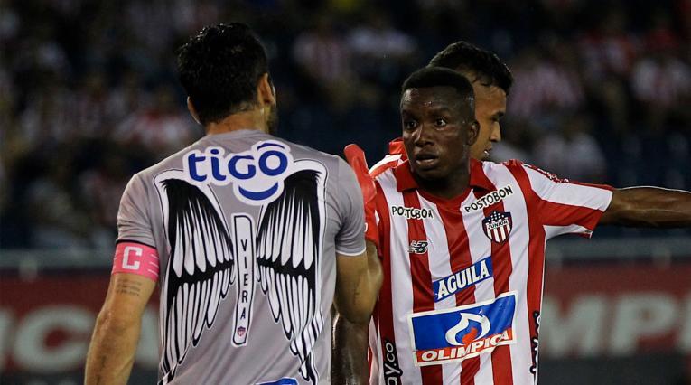 Junior, Liga Águila